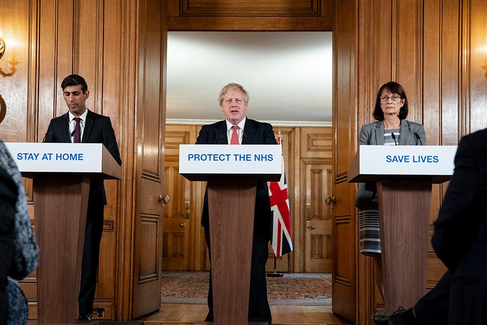 PM statement on coronavirus: 20 March 2020