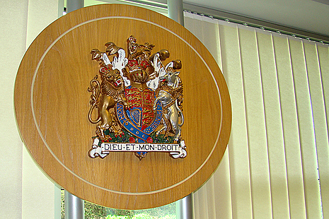 The Traffic Commissioners' Crest