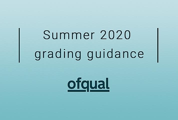 Summer 2020 grading guidance
