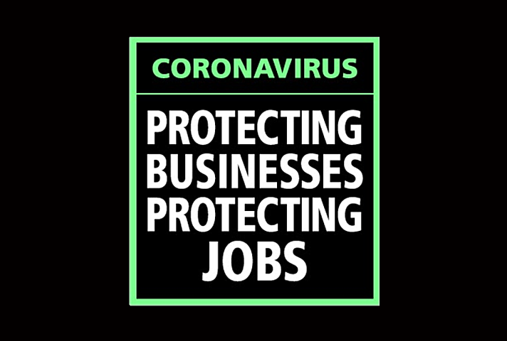Coronavirus: protecting businesses, protecting jobs.