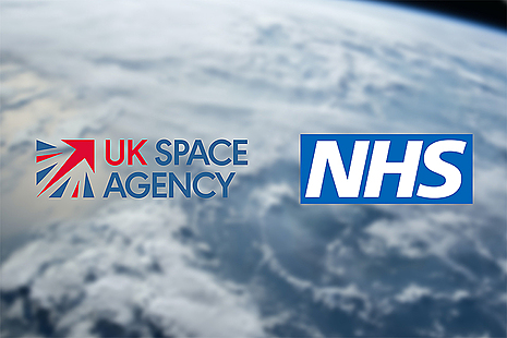 UK Space Agency and NHS
