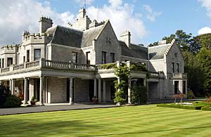 Ambassador's Residence at Glencairn