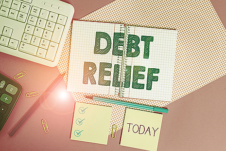 From panic to plan: the move to debt relief