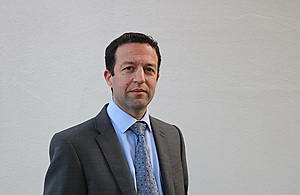 Matthew Salter, UK trade attaché to Israel