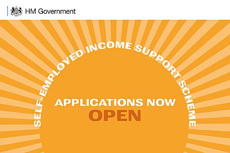 Self-Employment Income Support Scheme open