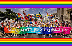 Diplomats for Equality