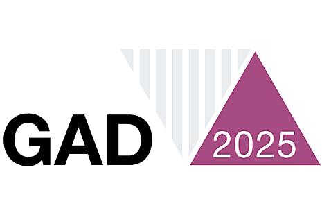 GAD 2025 logo