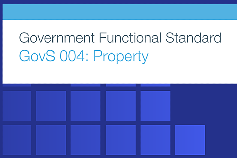 Government Standard for Property, GovS 004