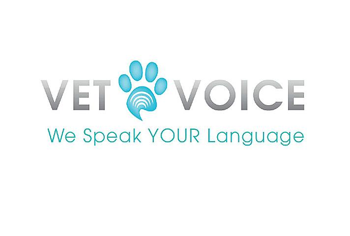 Vet Voice logo