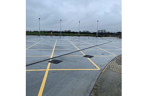 Image of the RNAS Yeovilton Bowser Park.