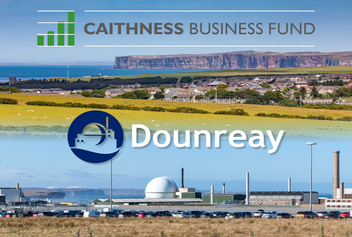 Dounreay gives £100,000 to help local businesses recover from pandemic