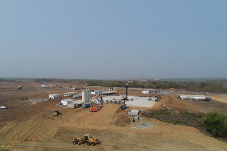 UKEF support secures major contract for UK construction in Benin
