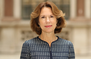 Caroline Wilson appointed as Her Majesty's Ambassador to the People's Republic of China