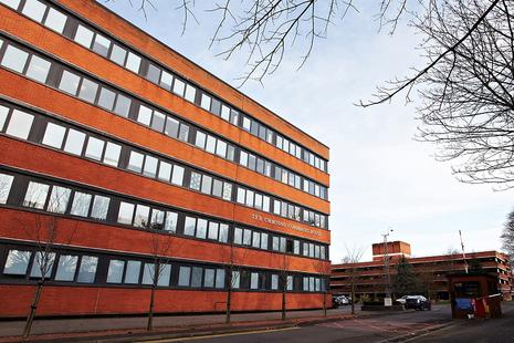 Companies House Cardiff office.