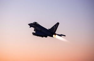 Air policing in Lithuania