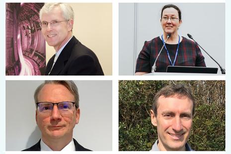 New UKAEA directors