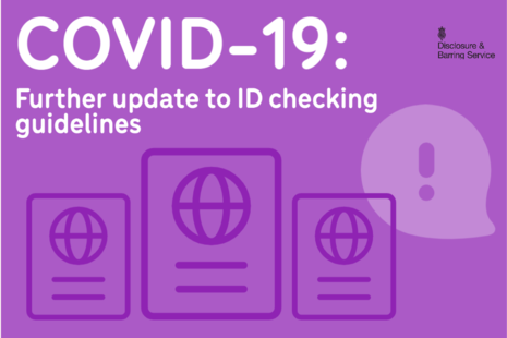 Further update to ID checking guidelines picture