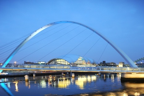 Millennium Bridge Newscastle