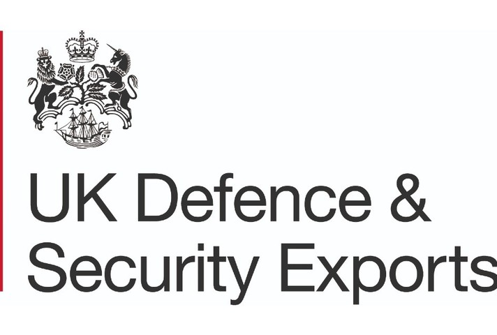 UK Defence and Security Exports logo