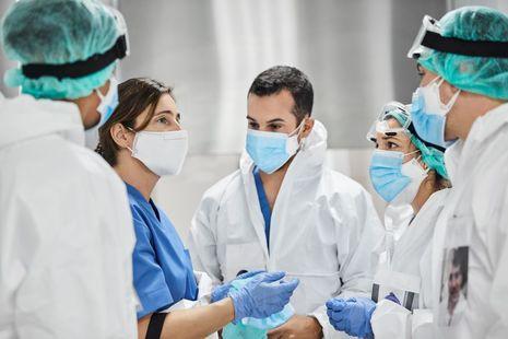 Medical staff NHSPRB 2020 report