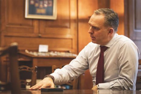 The Cabinet Secretary