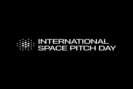Space pitch logo