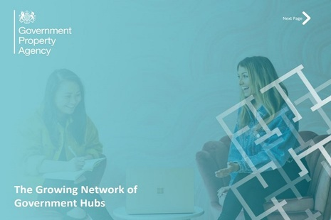 Government Hub Network brochure
