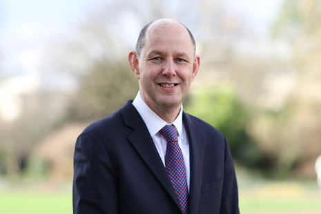 Sir Philip Barton, newly appointed FCDO PUS