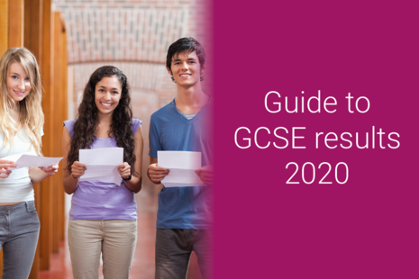 Guide to GCSE results 2020