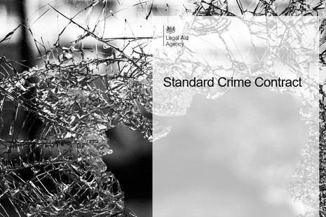 Shattered glass with the Standard Crime Contract 2017