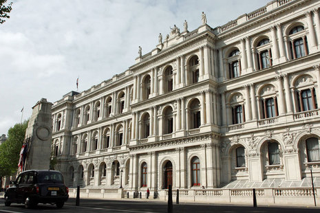 Foreign Office main building