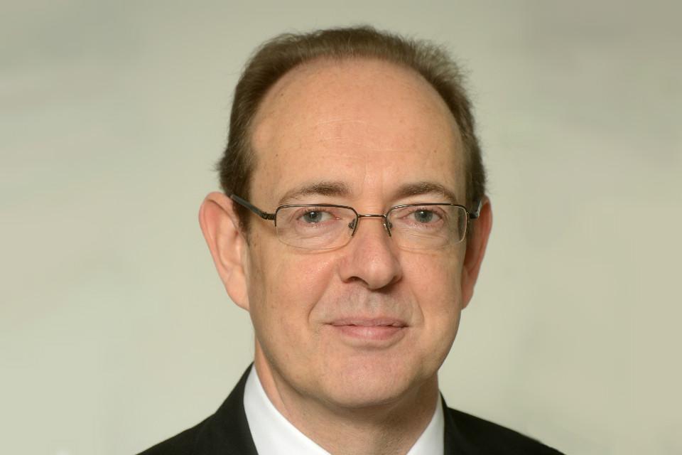 Sir James Bevan - EA Chief Executive