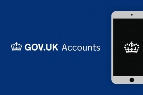 GOV.UK Accounts