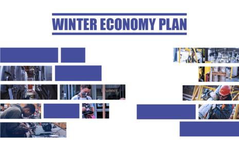Winter Economy Plan cover