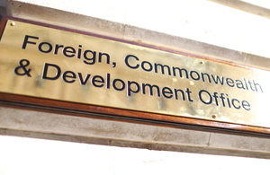 Foreign, Commonwealth & Development Office