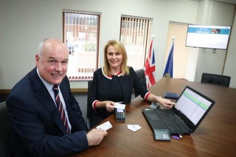 David & Wendy Maisey - Directors of ICC Solutions Directors - POS
