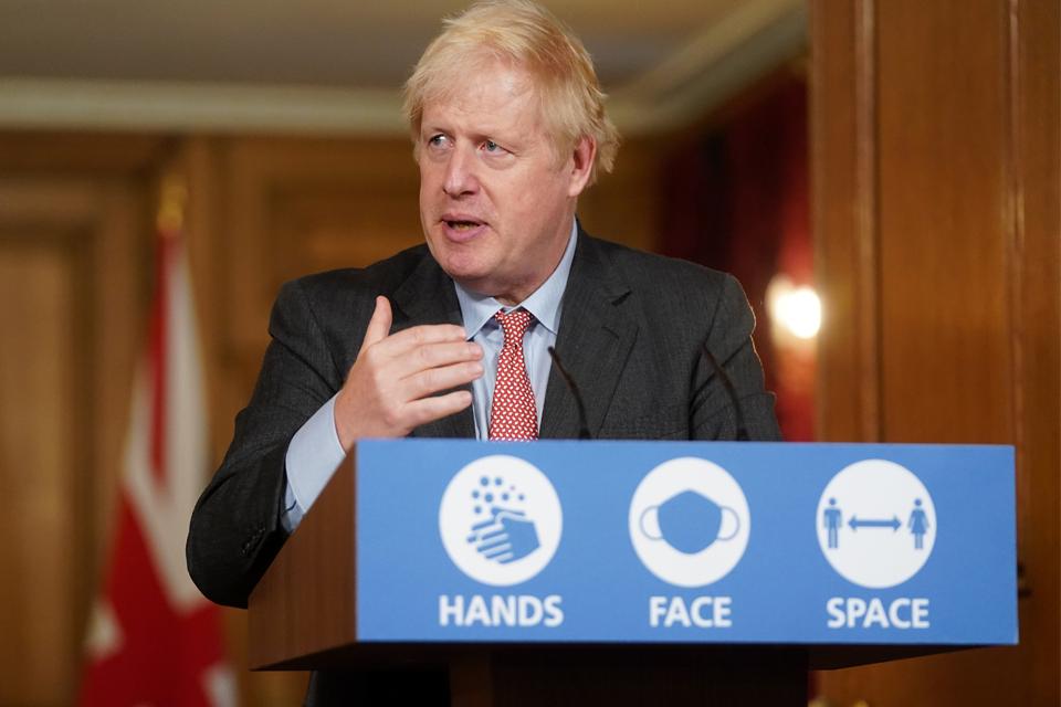 Prime Minister's statement on coronavirus (COVID-19): 30 September 2020