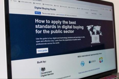 Digital Buying Guide website