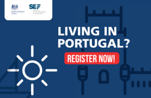 British Embassy Lisbon and SEF joint campaign