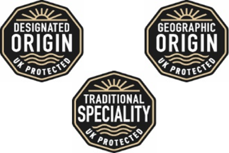 Logos to protect British food and drink