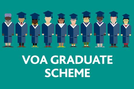 VOA Graduate Scheme 2021