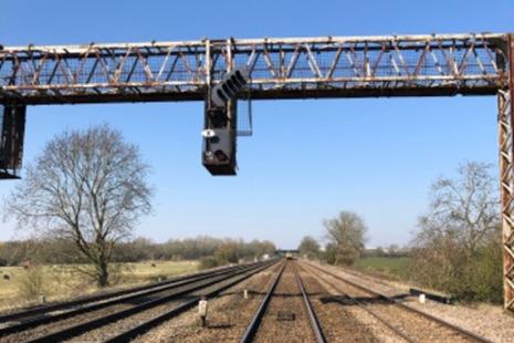 Signal LR507 (image courtesy of Network Rail)