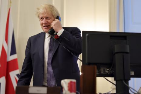 PM call with President-elect Joe Biden
