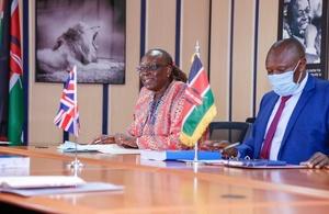 UK_Kenya trade