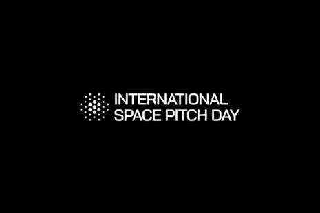 International space pitch day logo