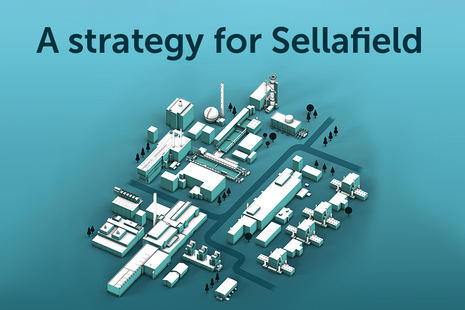 A strategy for Sellafield illustration