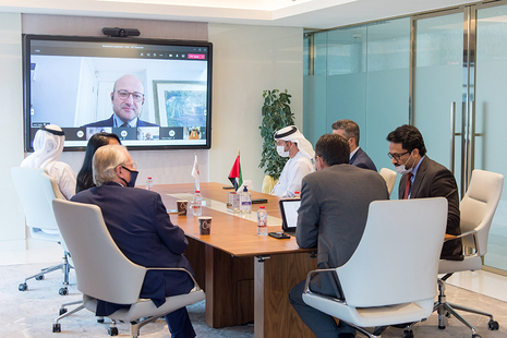 UKEF signs new export partnership with the UAE