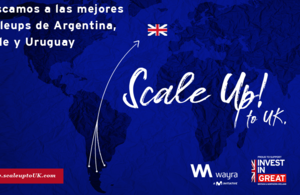Scale Up UK flyer