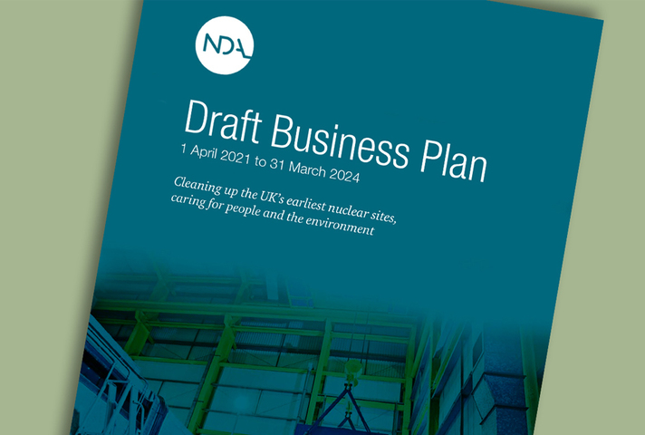 Nuclear Decommissioning Authority: Business Plan 2021 to 2024