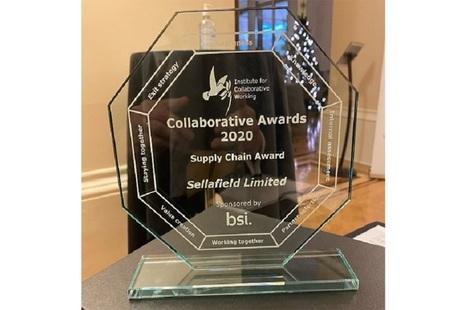 Collaborative supply Chain award